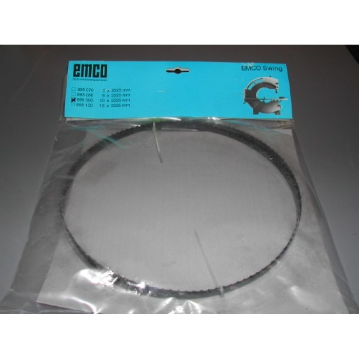 Band saw blade 6mm Emco Swing (2 in a pack)